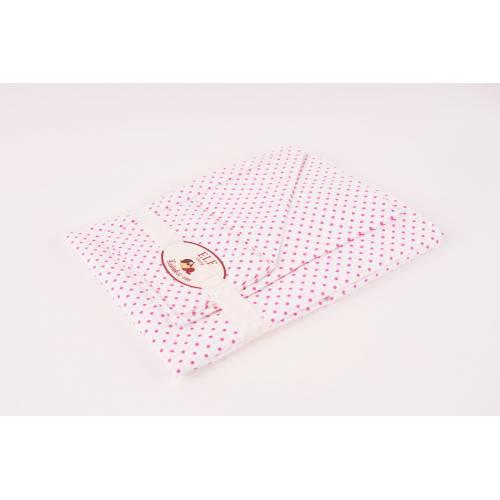 Сменный комплект Розовый горошек