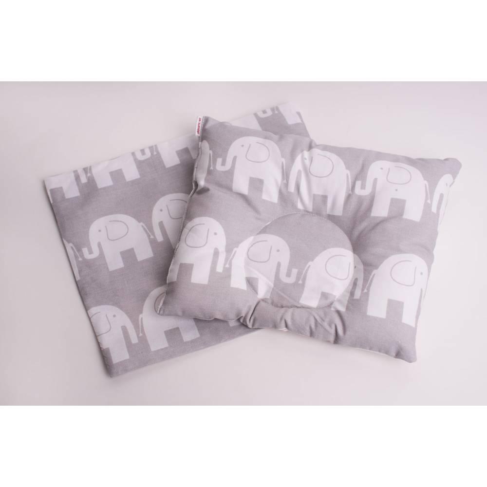 Подушка слоники