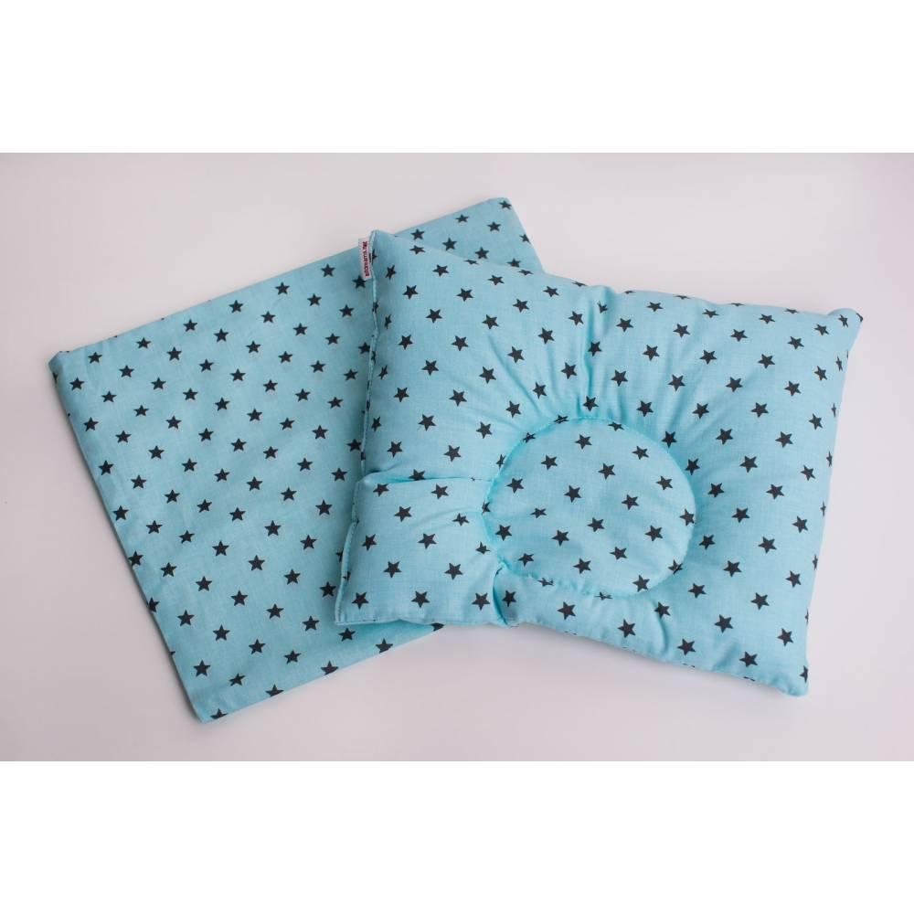 Подушка тифани звездочки