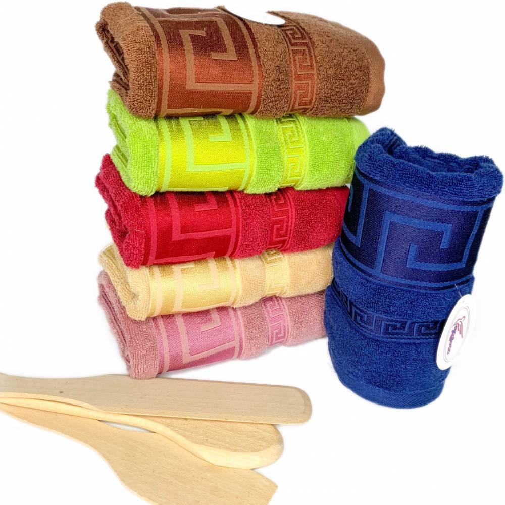 Полотенца для кухни махровые лабиринт