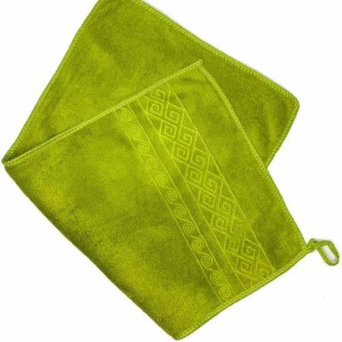Полотенца для кухни квадратный вензель