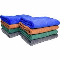 Спортивное полотенце: выбираем текстиль для фитнеса правильно