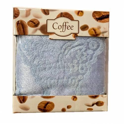 Полотенце в подарочной упаковке (бабочка)