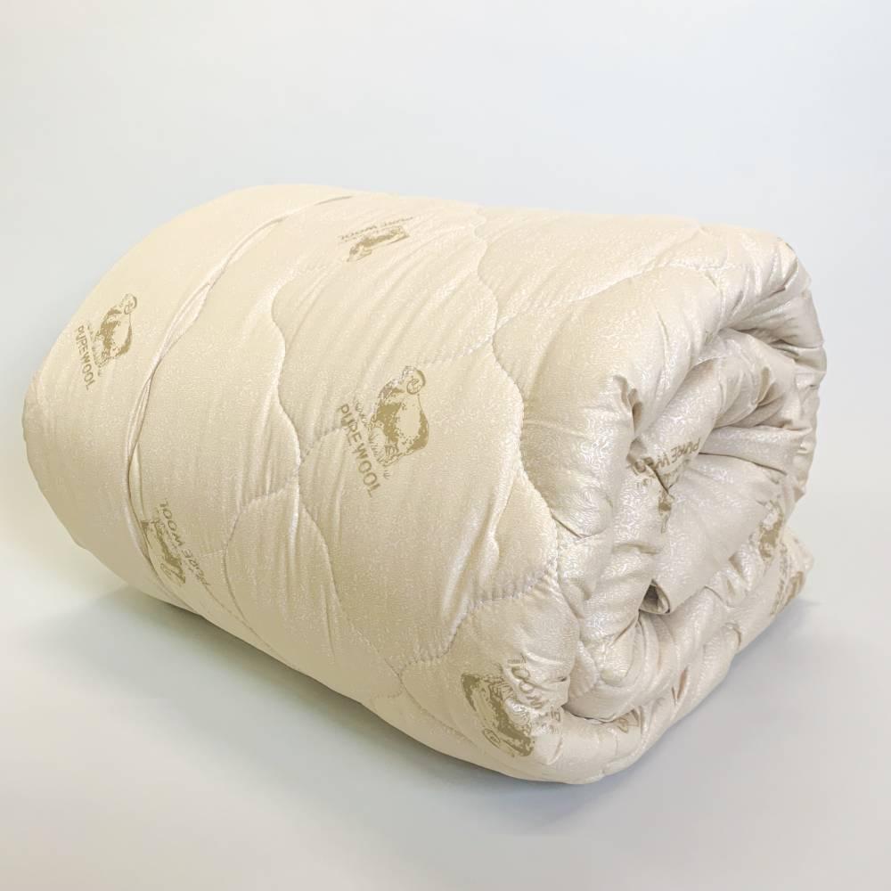 Одеяло PURE WOOL евро