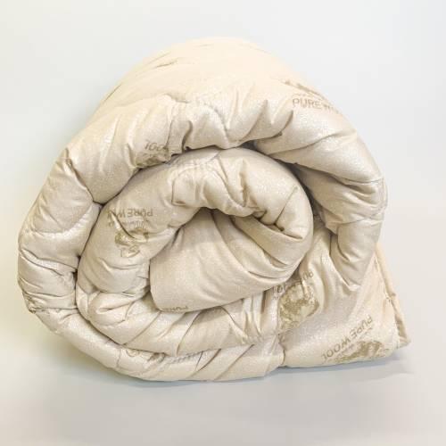 Одеяло  PURE WOOL двуспальное