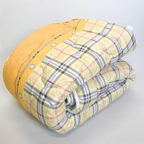 Одеяло шерсть+полиэстер полуторное