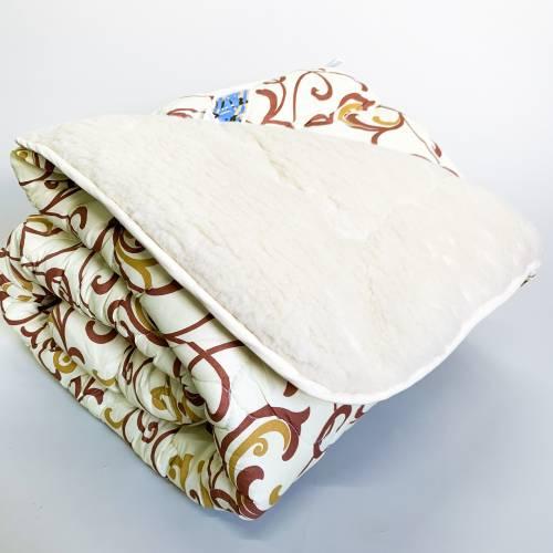 Одеяло меховое полуторное