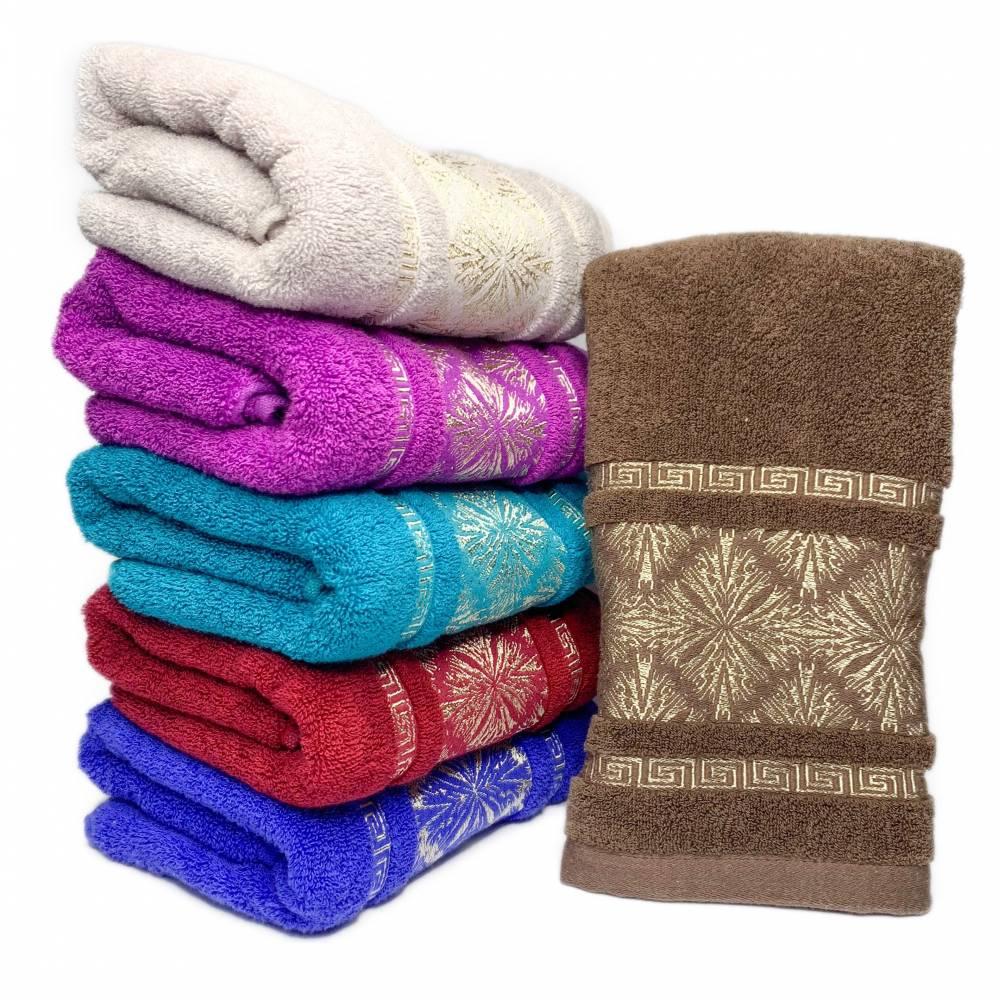 Полотенца для лица снежок