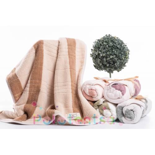 Полотенца для кухни микрофибра полоса