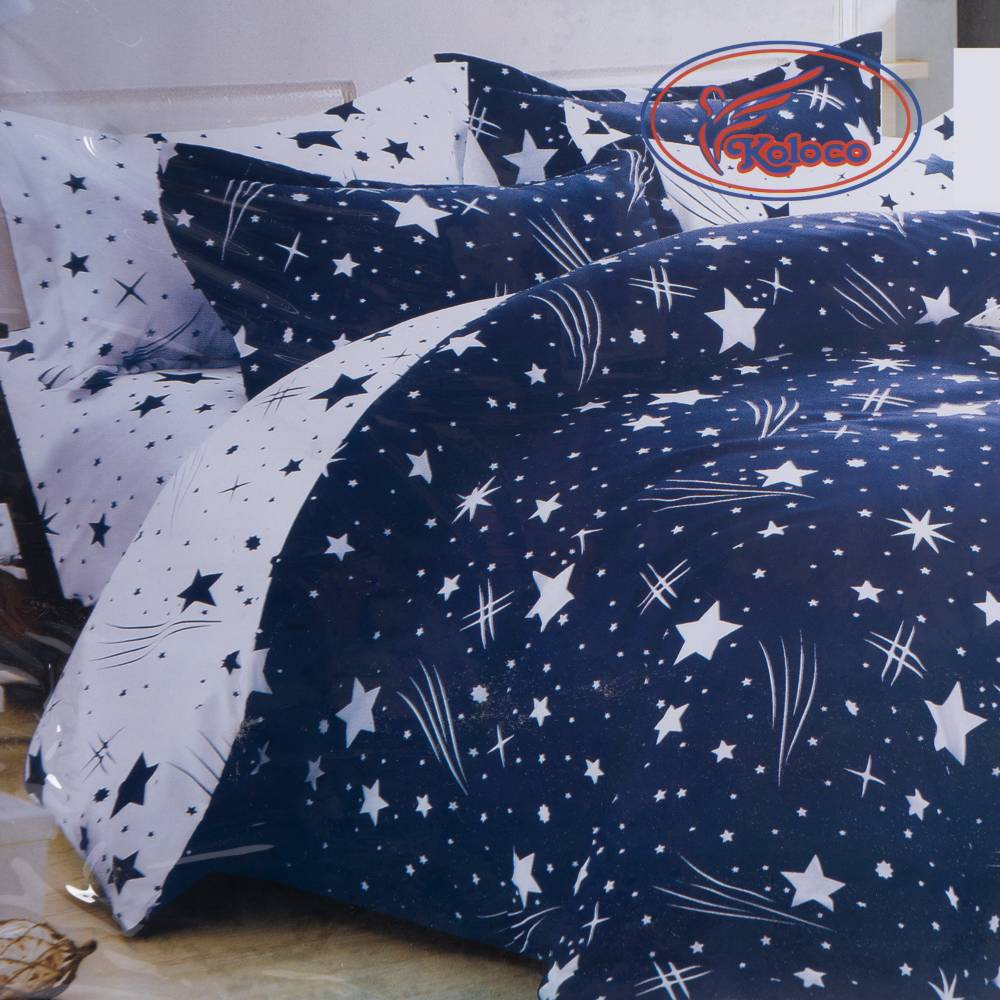Постельное бельё Колоко звёзды двухспальное