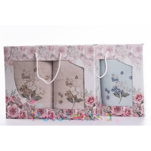 Набор полотенец Ветка цветов