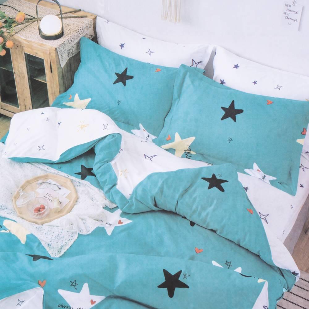 Постельное бельё в сумке двухспальное
