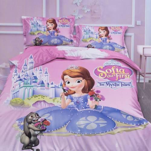 Детское постельное бельё полуторное