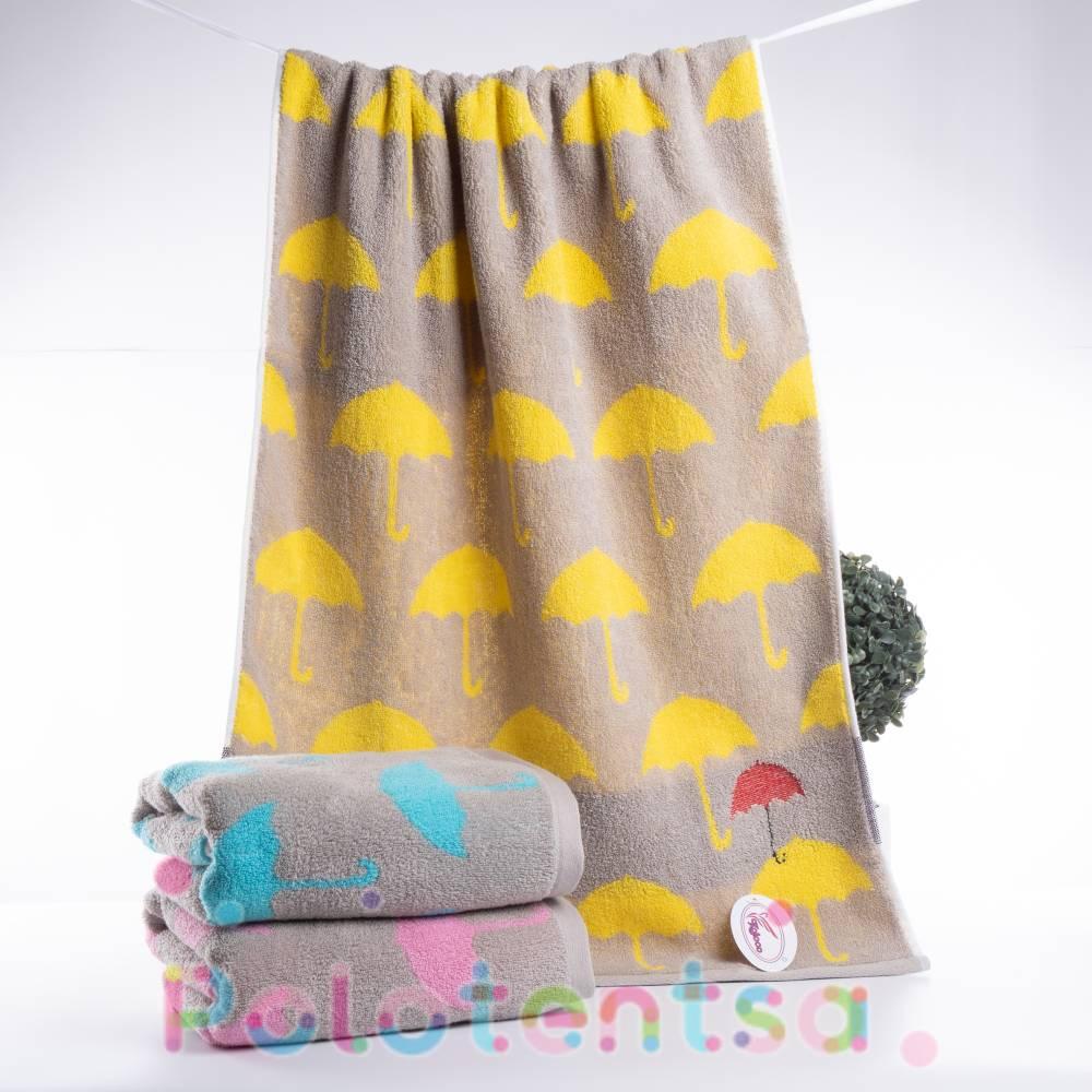 Полотенца банные Зонты