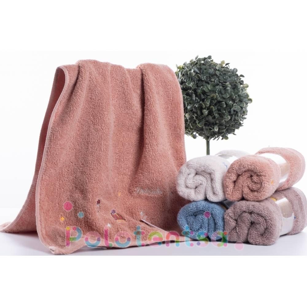 Полотенца для кухни Корона махра