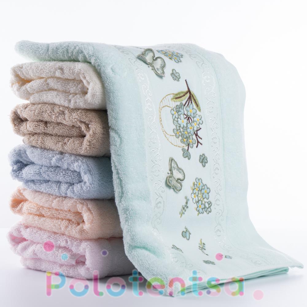 Полотенца для лица Корзина цветов