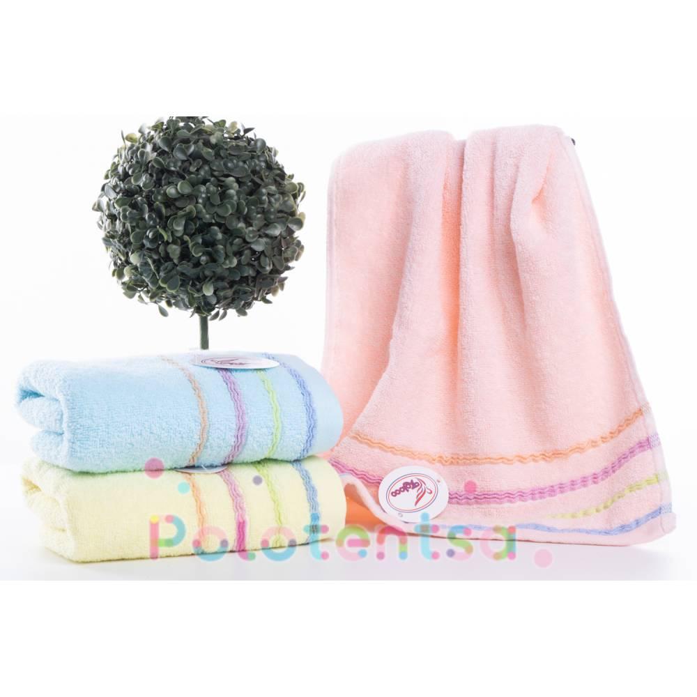 Полотенца для кухни Цветные полоски