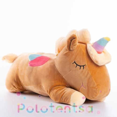 Детский плед/подушка Единорог 2