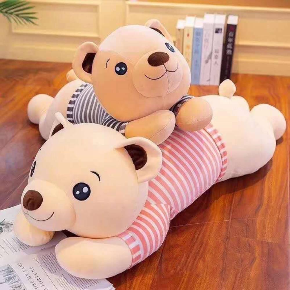 Детский плед/подушка Мишка