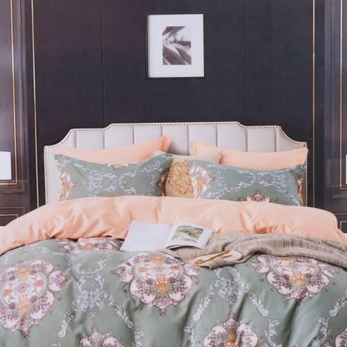 Постельное бельё Колоко сатин двухспальное