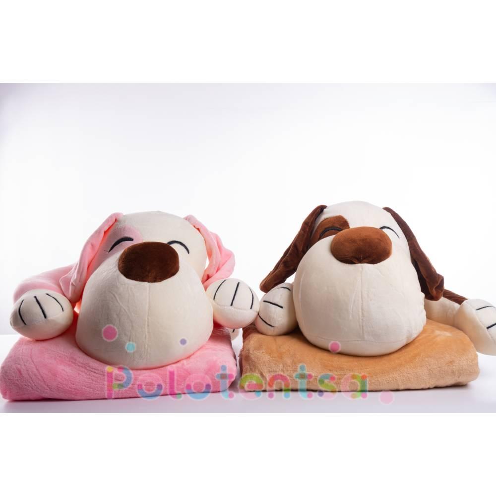 Детский плед/подушка Собака