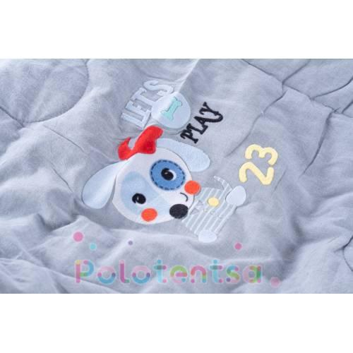 Детское одеяло с рисунком