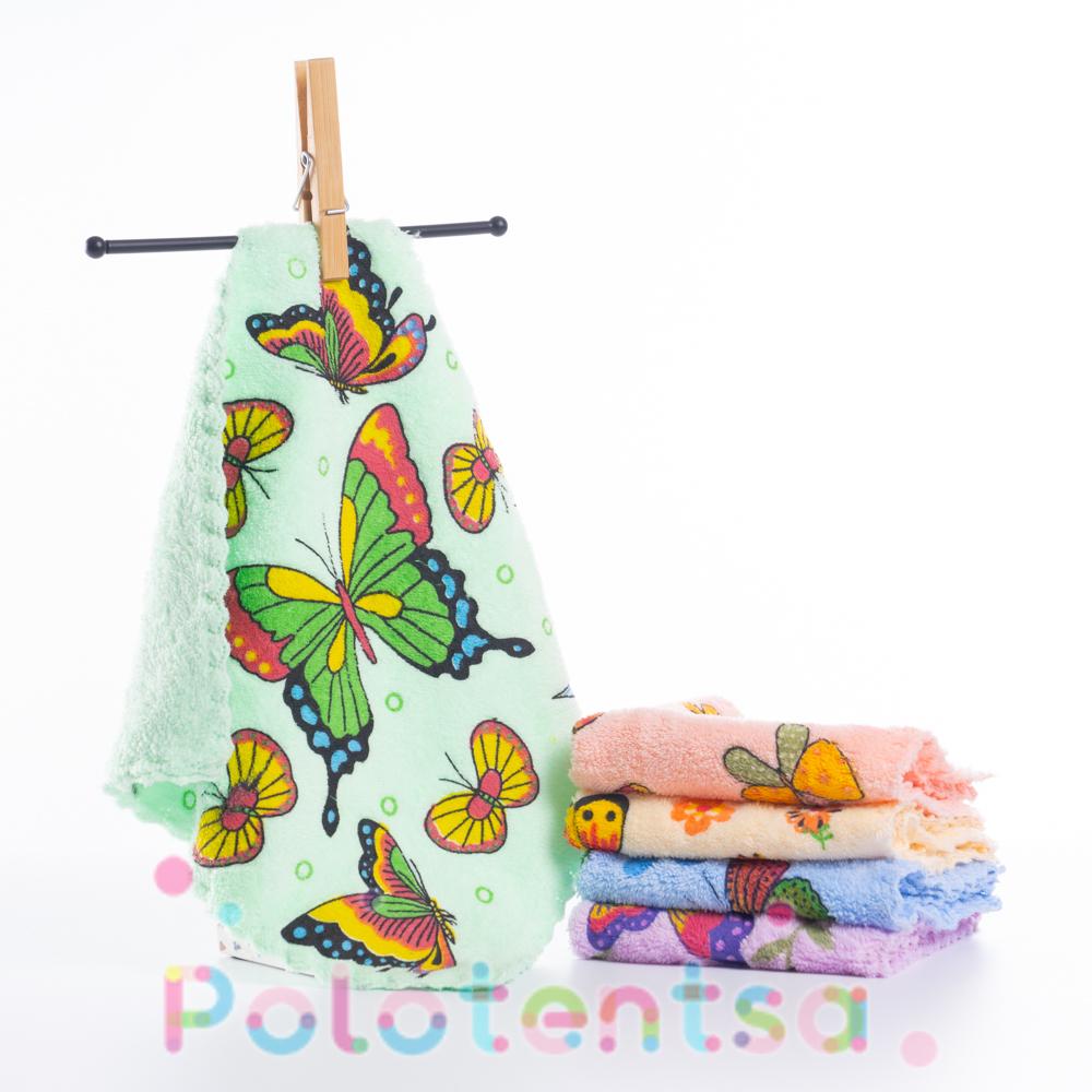 Салфетки Бабочки
