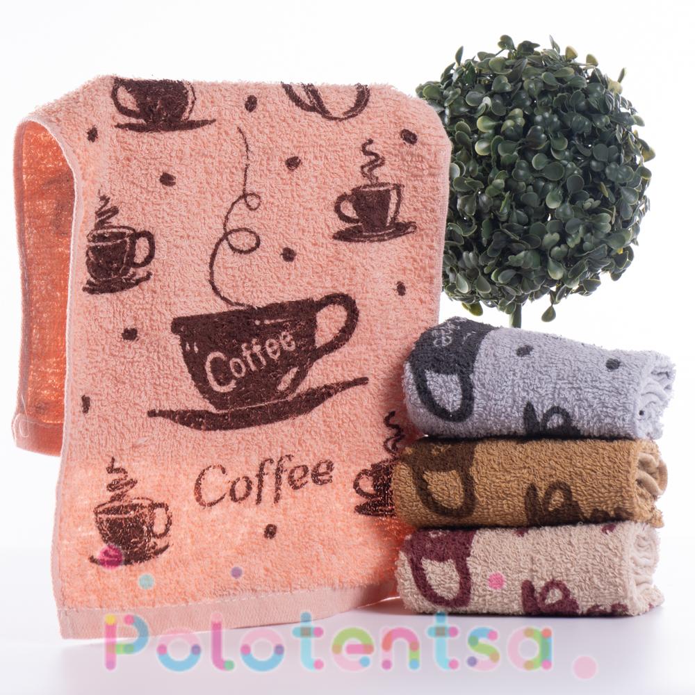 Полотенца для рук Чашка кофе