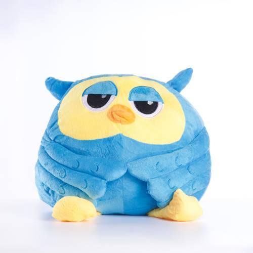 Детский плед/подушка Сова