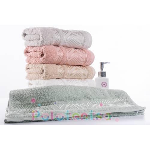 Турецкие полотенца банные Ромб