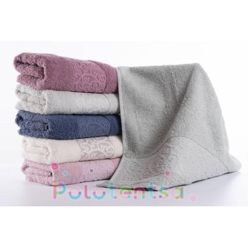 Турецкие полотенца для лица Вензель/узор