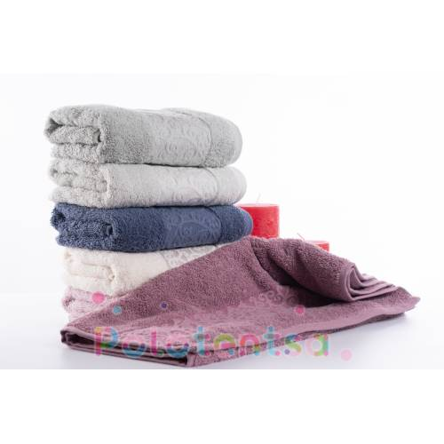 Турецкие полотенца банные Вензель/узор