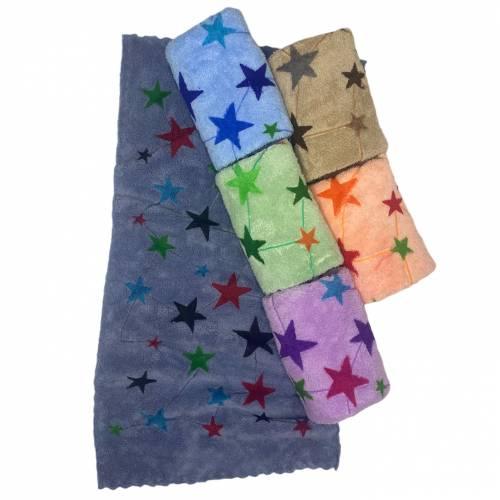 Салфетки микрофибра Звезды 3