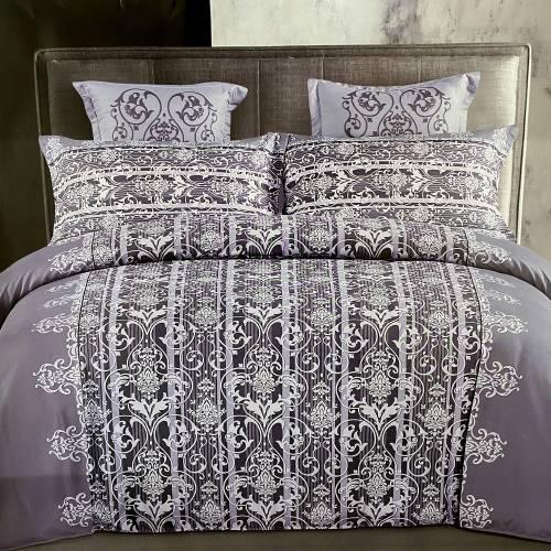Комплект постельного белья Koloco Vip Satin евро