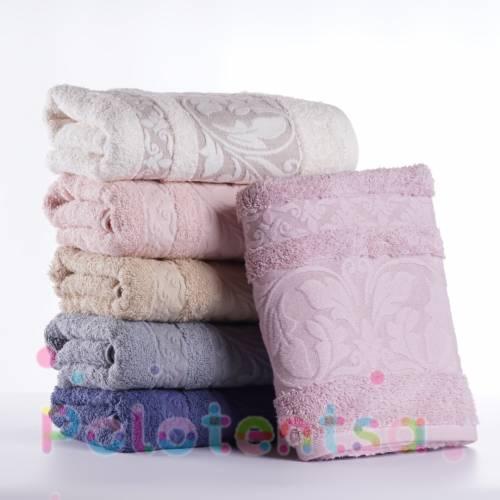 Турецкие полотенца для лица Лист