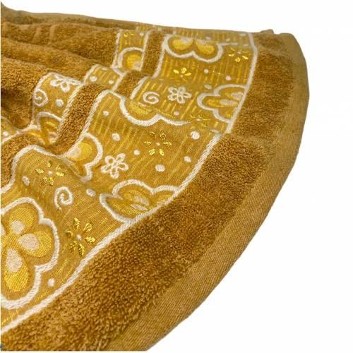 Полотенца банные Золотая Ромашка