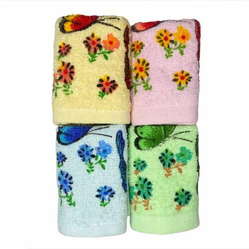 Полотенца для рук Бабочки