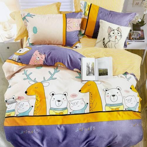 Детское постельное бельё анимэ