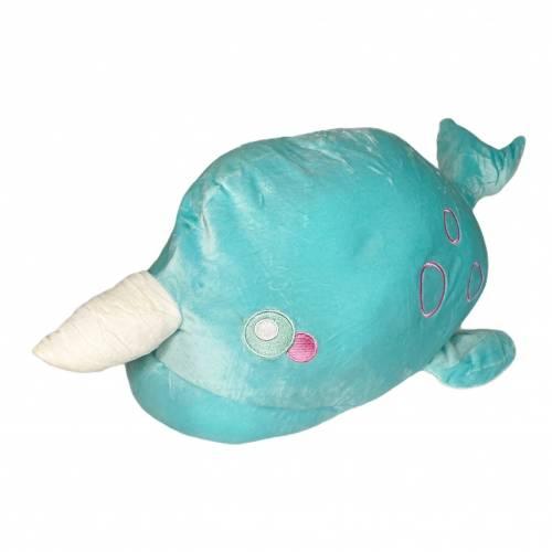 Детский плед/подушка дельфин