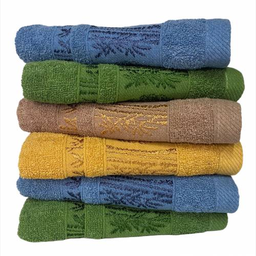 Полотенца для лица бамбук