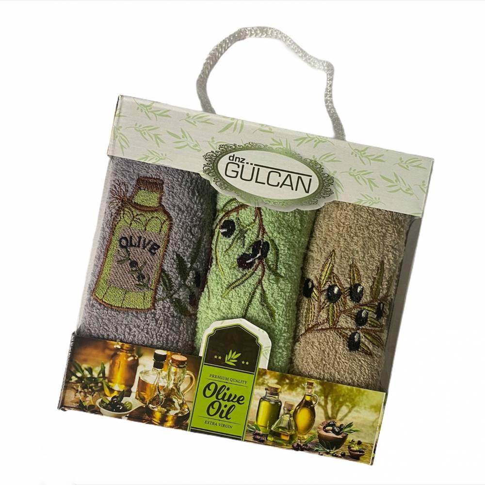 Набор турецких полотенец Gulcan