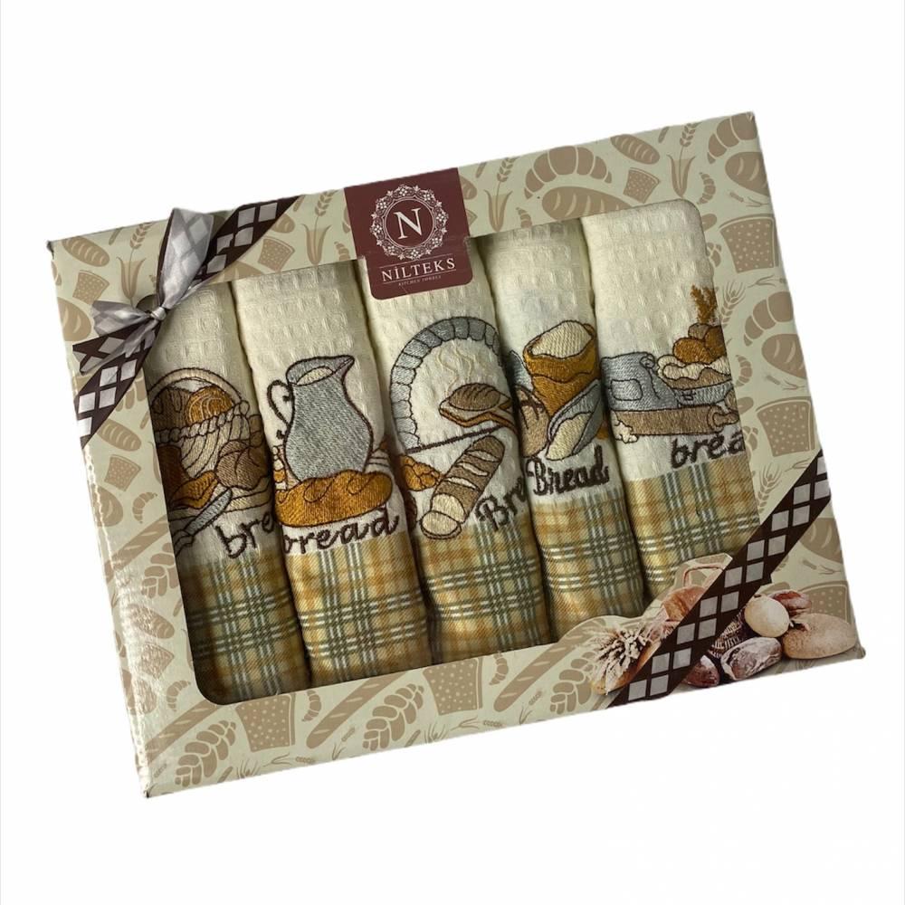 Набор турецких полотенец Nilteks bread