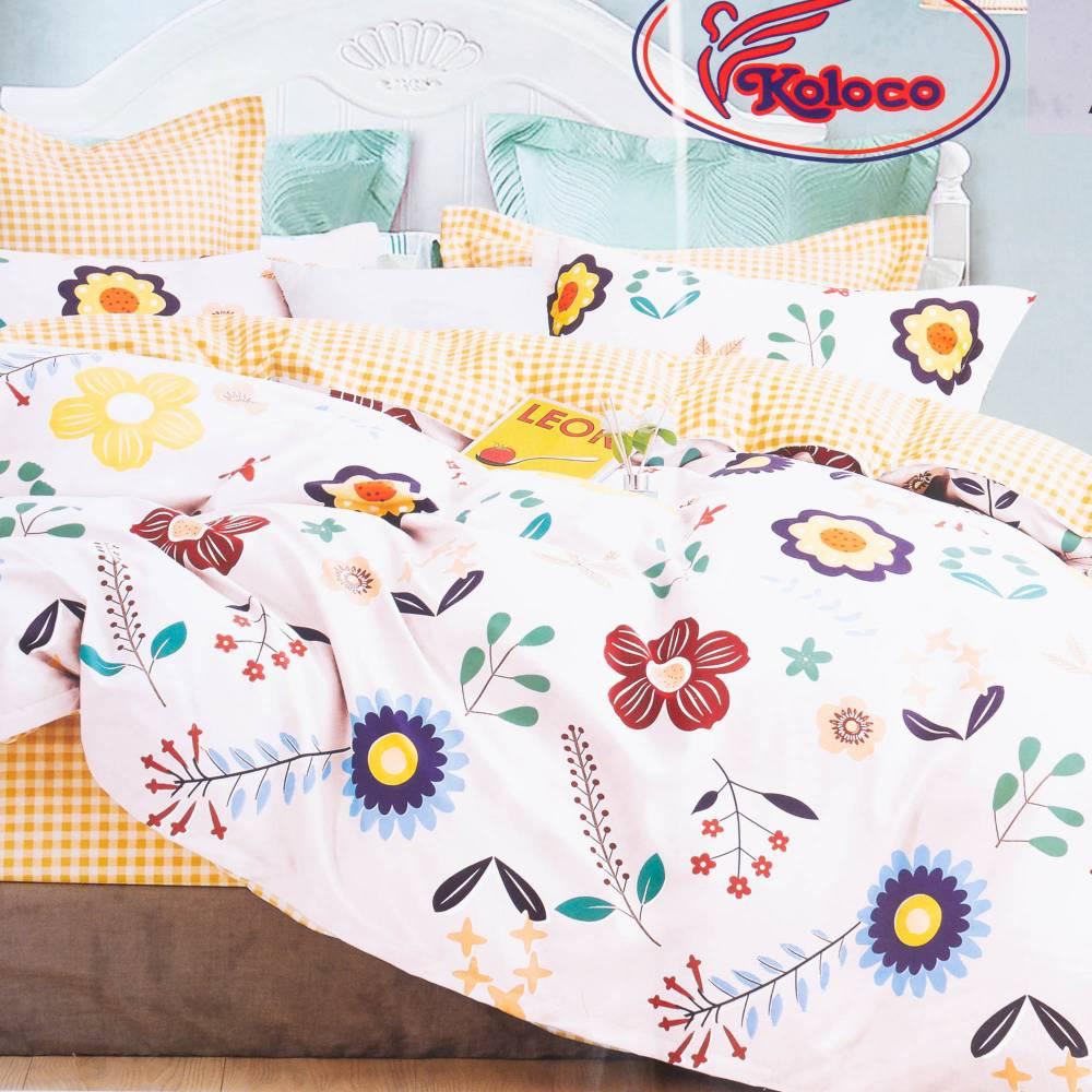 Постельное бельё Koloco classic двухспальное