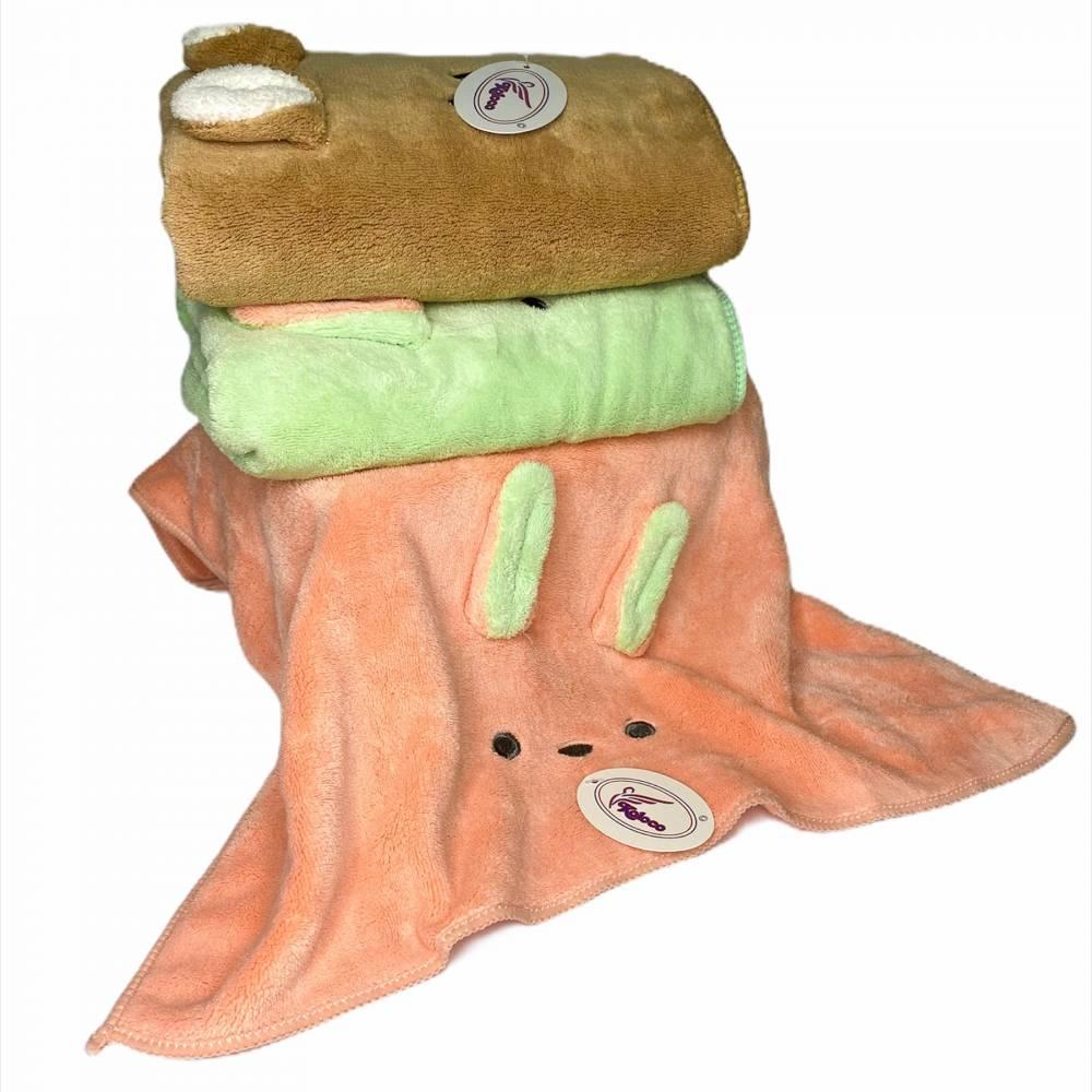 "Полотенца для лица ""Зайчик"""