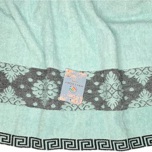 Полотенца банные версаче кант