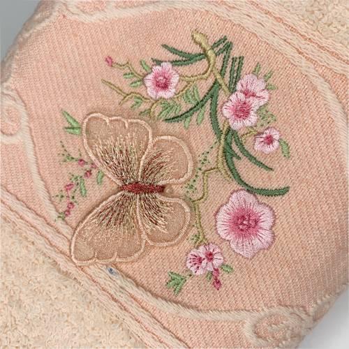 Полотенца для лица 1 бабочка