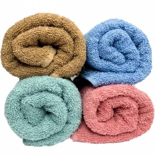 Полотенца для лица ромашки