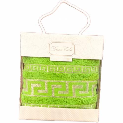 Полотенце в подарочной коробке (версаче)