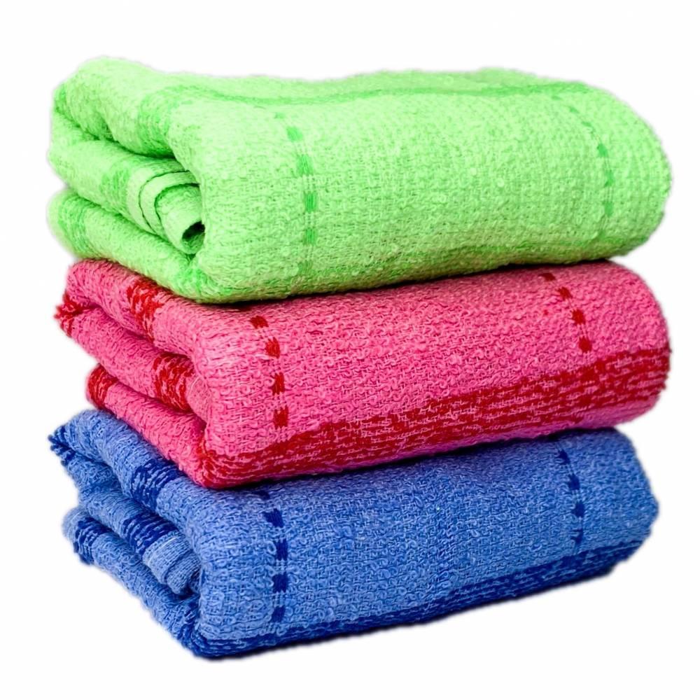 Полотенца для рук квадрат