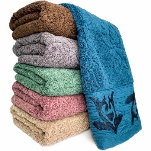 Полотенца банные Узор